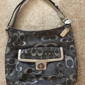 Genuine Coach purse